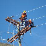 cableado electrico mina